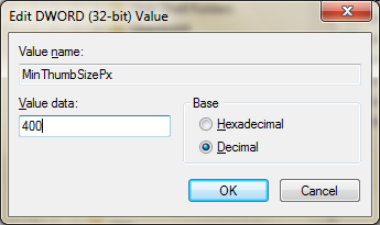 Set-Decimal-Value
