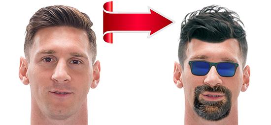 نرم افزار تغییر چهره انسان